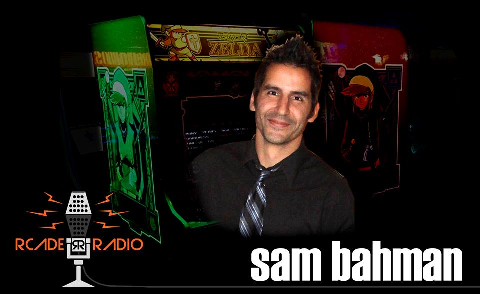 SAM BAHMAN RCADERADIO